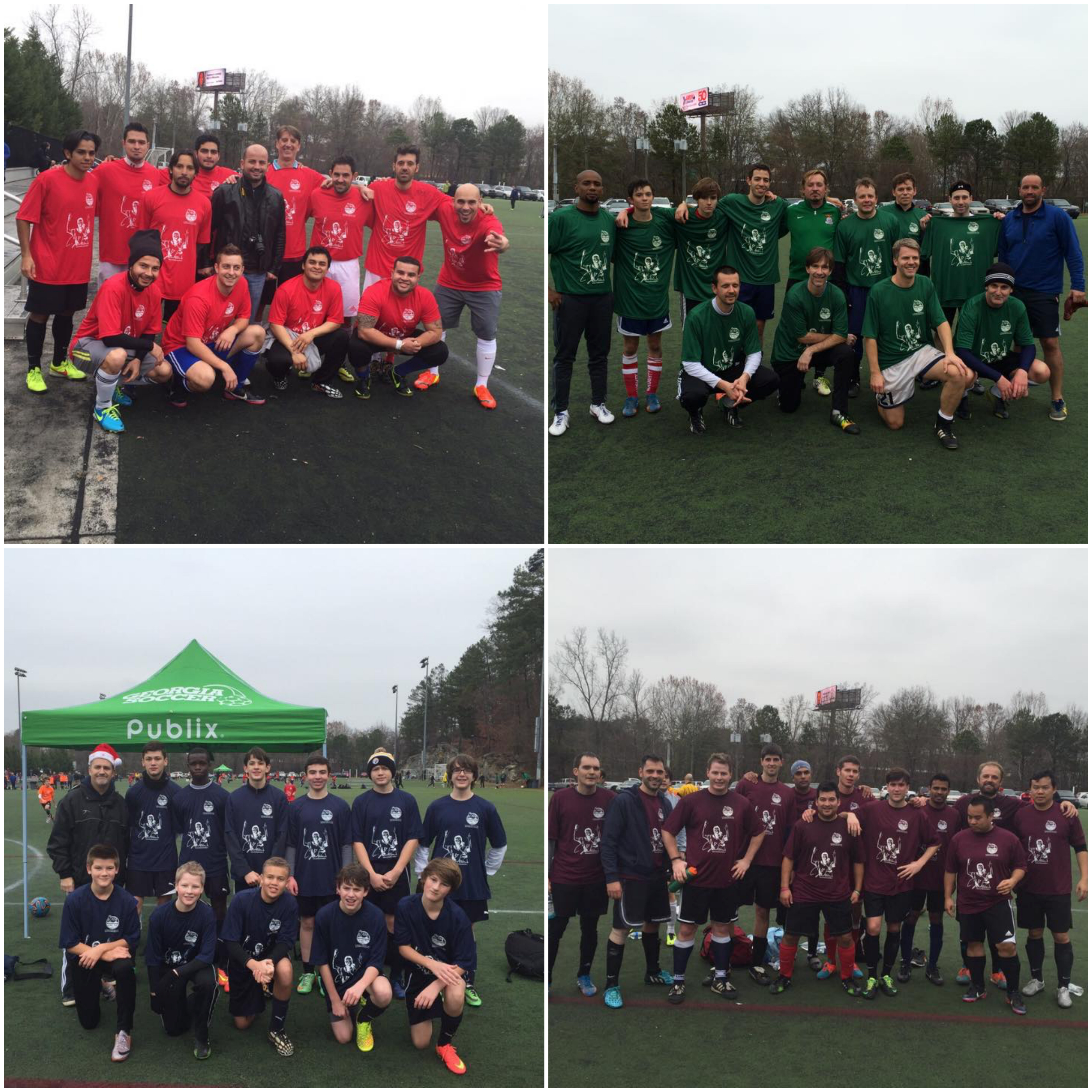 Father Christmas Cup Atlanta 1